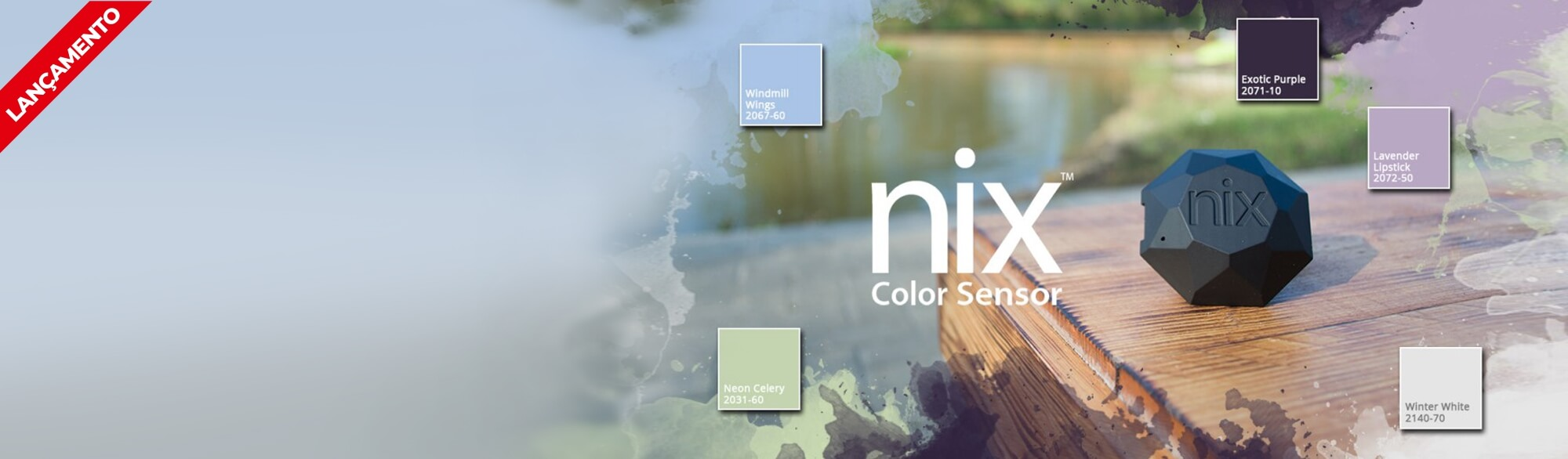 NIX Color Sensor